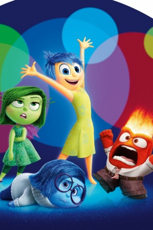 Pixars Inside Out 2015 Mobile Wallpaper