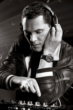 Tiesto Session Mobile Wallpaper