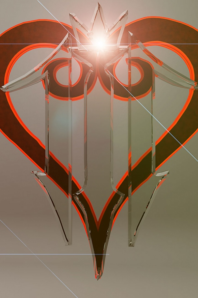 Kingdom Hearts Mobile Wallpaper Mobiles Wall
