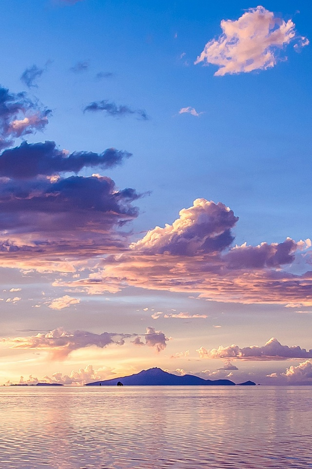 Sunset Sky Mobile Wallpaper Mobiles Wall