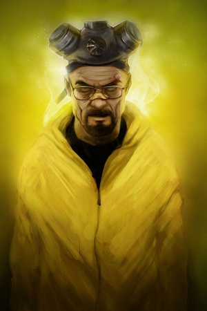 Breaking bad art Mobile Wallpaper