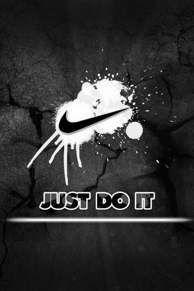 Nike Just Do It Mobile Wallpaper