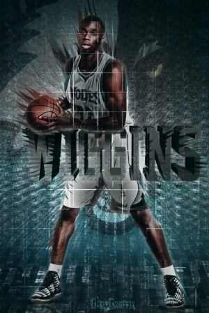 Andrew Wiggins Timberwolves Mobile Wallpaper