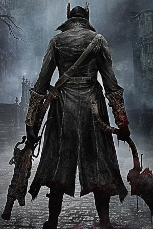 Bloodborne 2015 Mobile Wallpaper
