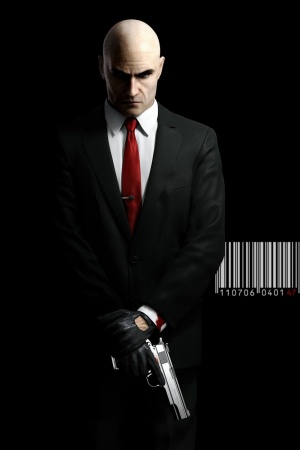 Hitman Mobile Wallpaper