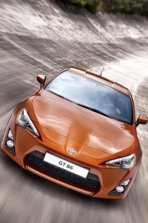 Toyota GT 86 Car Mobile Wallpaper