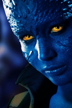 X-Men Days Of Future Past 2014 Mystique Mobile Wallpaper
