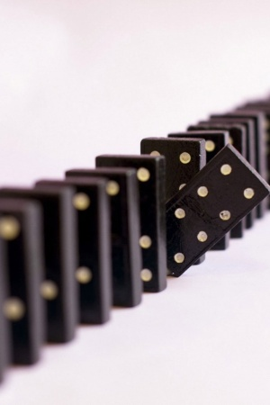 Game domino pieces Mobile Wallpaper