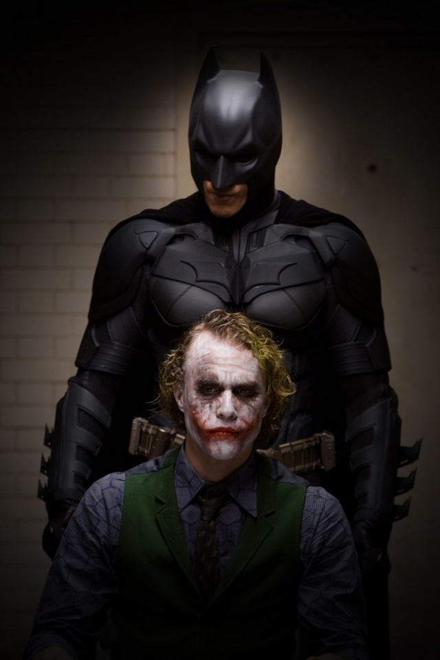 Batman And Joker Mobile Wallpaper Mobiles Wall