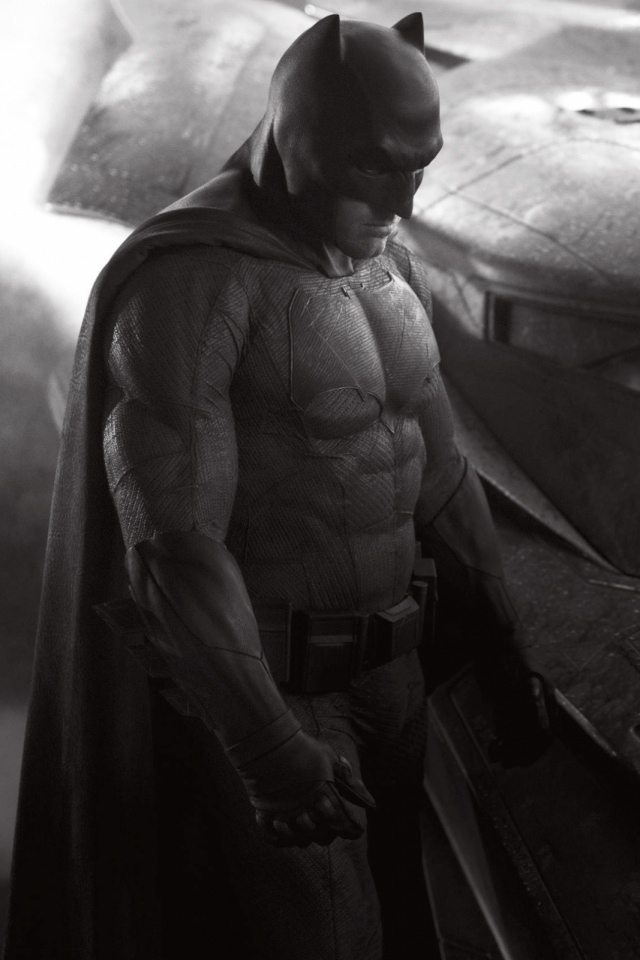 Batman V Superman Dawn Of Justice 2016 Mobile Wallpaper