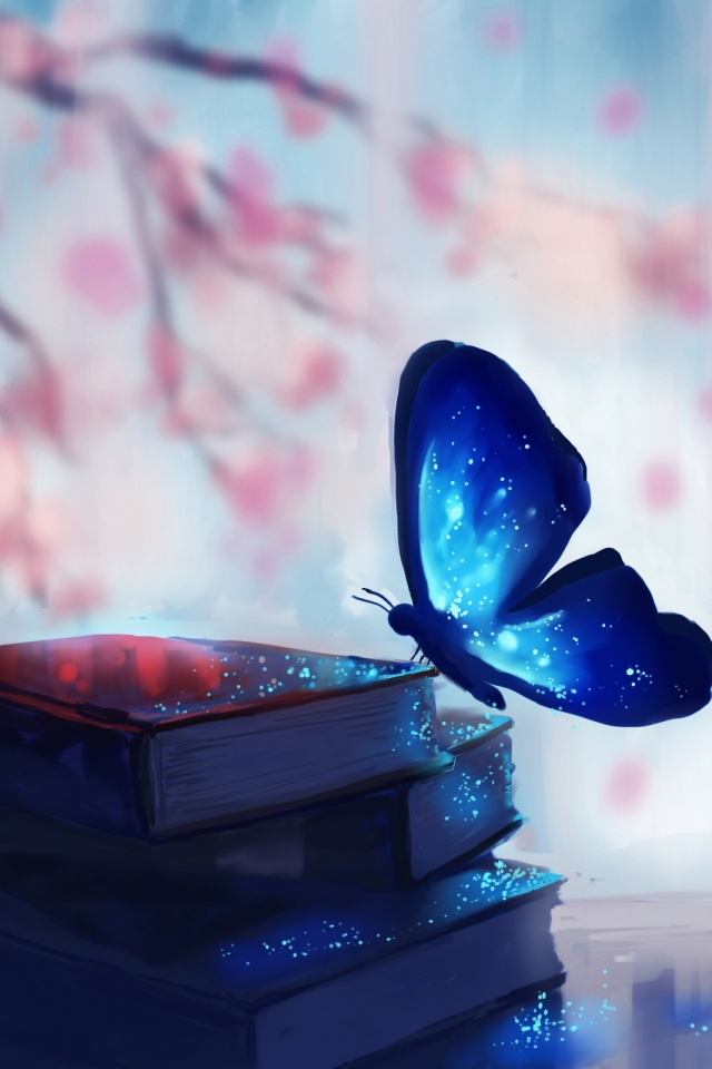 Fantasy Butterfly Mobile Wallpaper Mobiles Wall