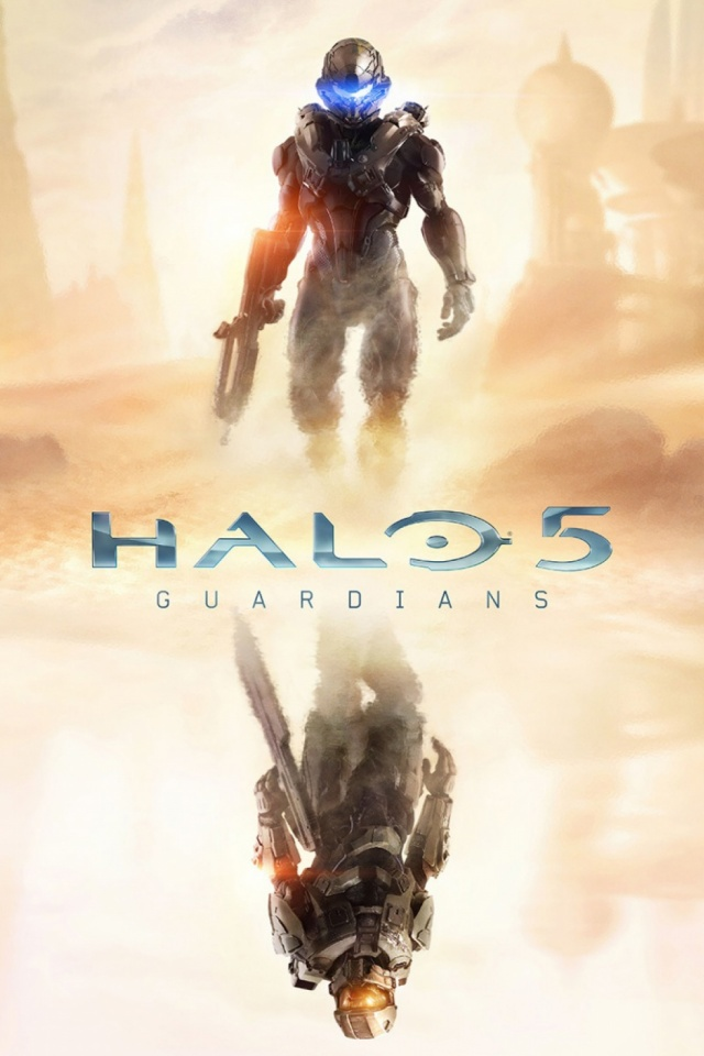 Halo 5 Guardians Mobile Wallpaper