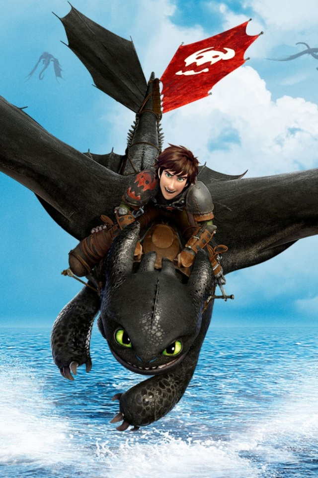 How To Train Your Dragon 2 2014 Mobile Wallpaper