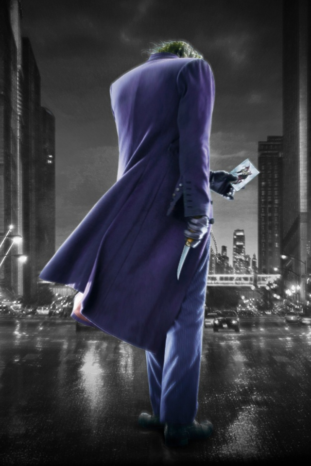 Joker Mobile Wallpaper