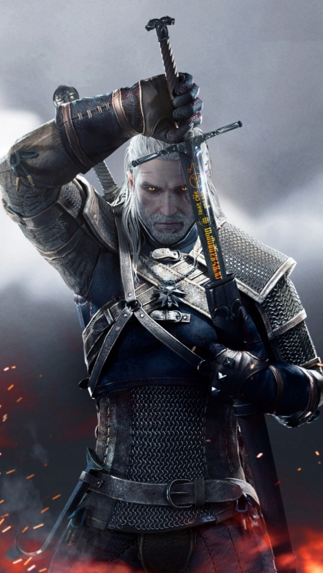 Witcher 3 Wallpaper Android