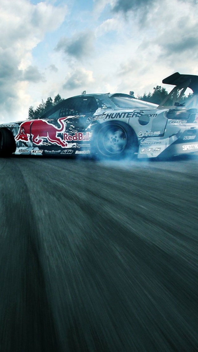 Mazda Rx 7 Drift Tuning Mobile Wallpaper Mobiles Wall