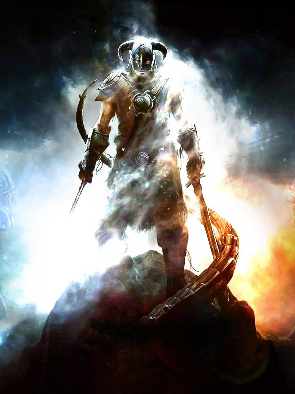 Skyrim Mobile Wallpaper Mobiles Wall