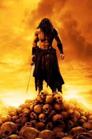Conan The Barbarian 2011 Mobile Wallpaper