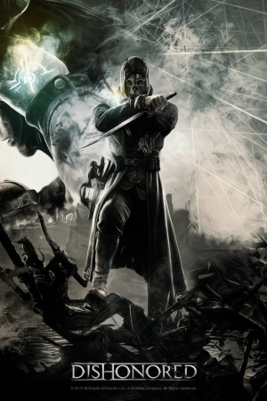 Dishonored Video Game Mobile Wallpaper