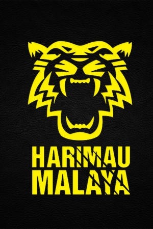 Malaysia National Football Team Mobile Wallpaper