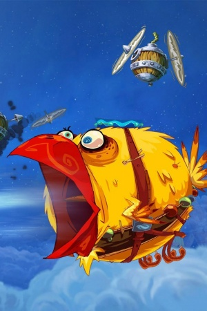 Rayman origins game Mobile Wallpaper