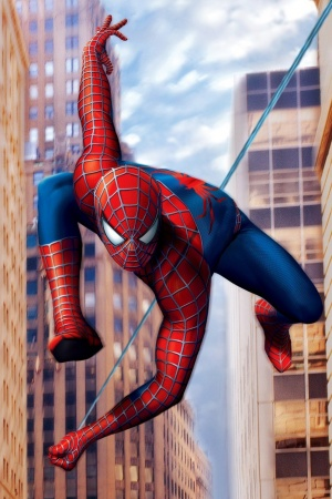 spiderman lates Mobile Wallpaper