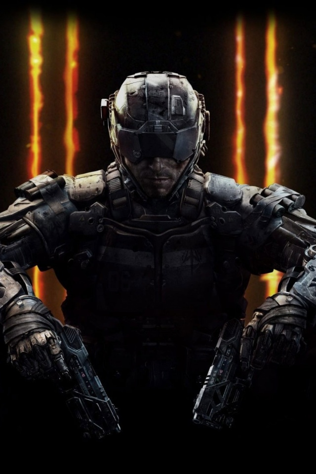 Call Of Duty Black Ops 3 Mobile Wallpaper