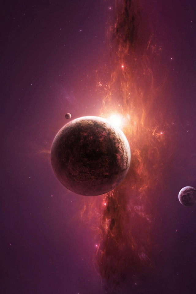 Space Time Travel Mobile Wallpaper 905 Views Preview 661
