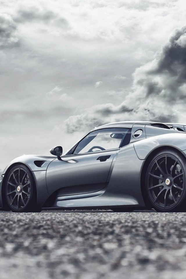 download now - Porsche 918 Spyder Wallpaper