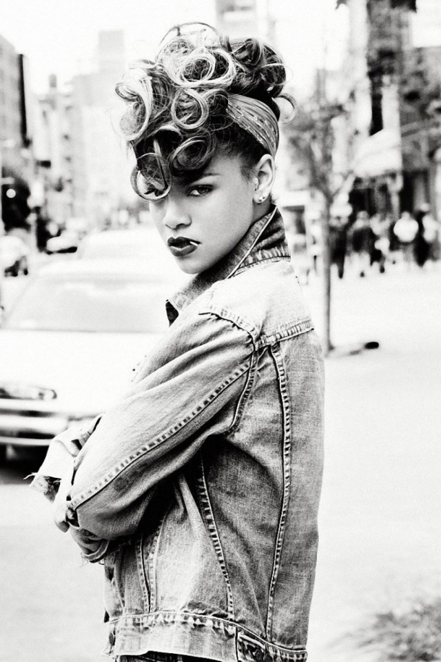 Rihanna singer mobile wallpaper mobiles wall download now voltagebd Image collections