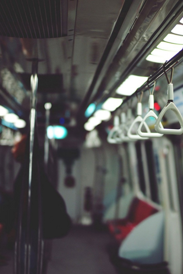 Subway Macro Mobile Wallpaper - Mobiles Wall