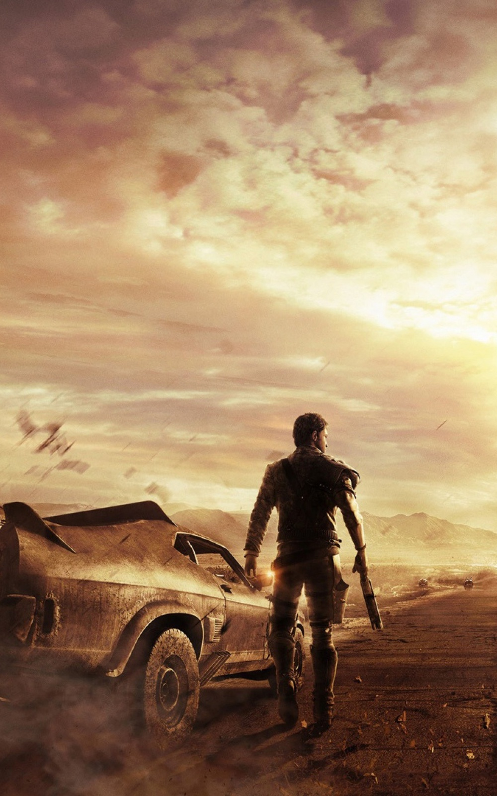 2014 mad max game mobile wallpaper - mobiles wall