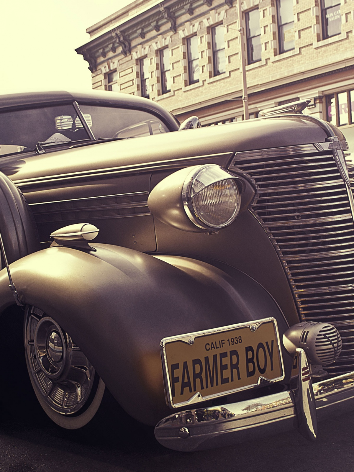 Car Vehicle Vintage Luxury Mobile Wallpaper Mobiles Wall