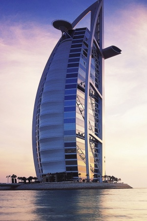 Burj Al Arab Dubai Mobile Wallpaper