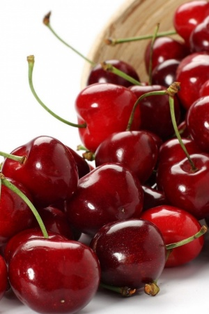 Cherry Frui Mobile Wallpaper