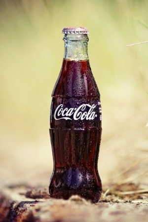 Download Coke Bottle Mobile Wallpaper