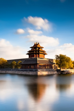 Forbidden City Beijing Mobile Wallpaper