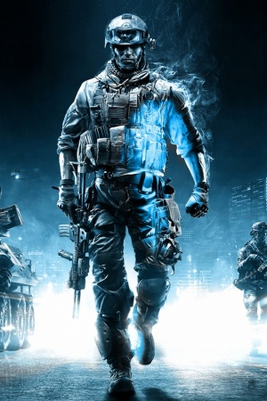 battlefield 3 Mobile Wallpaper