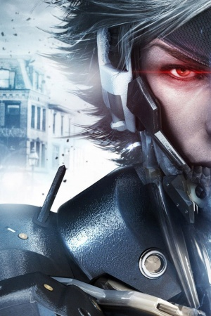 raiden metal gear rising revengeance Mobile Wallpaper