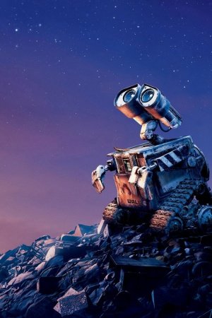 wall e on earth Mobile Wallpaper