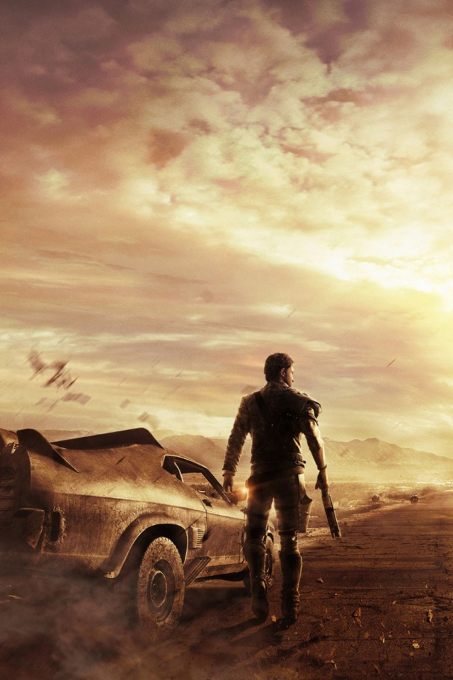 2014 Mad Max Game Mobile Wallpaper Mobiles Wall
