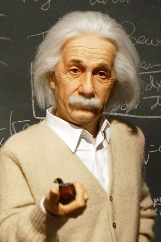 Albert Einstein Mobile Wallpaper