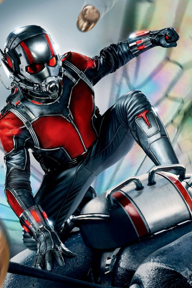 Ant Man 2015 Mobile Wallpaper Mobiles Wall