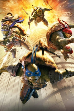 2014 Teenage Mutant Ninja Turtles Movie Mobile Wallpaper