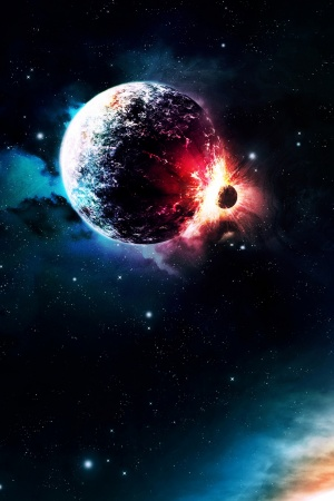 Planets Mobile Wallpaper