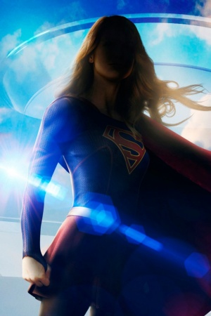 Supergirl Mobile Wallpaper