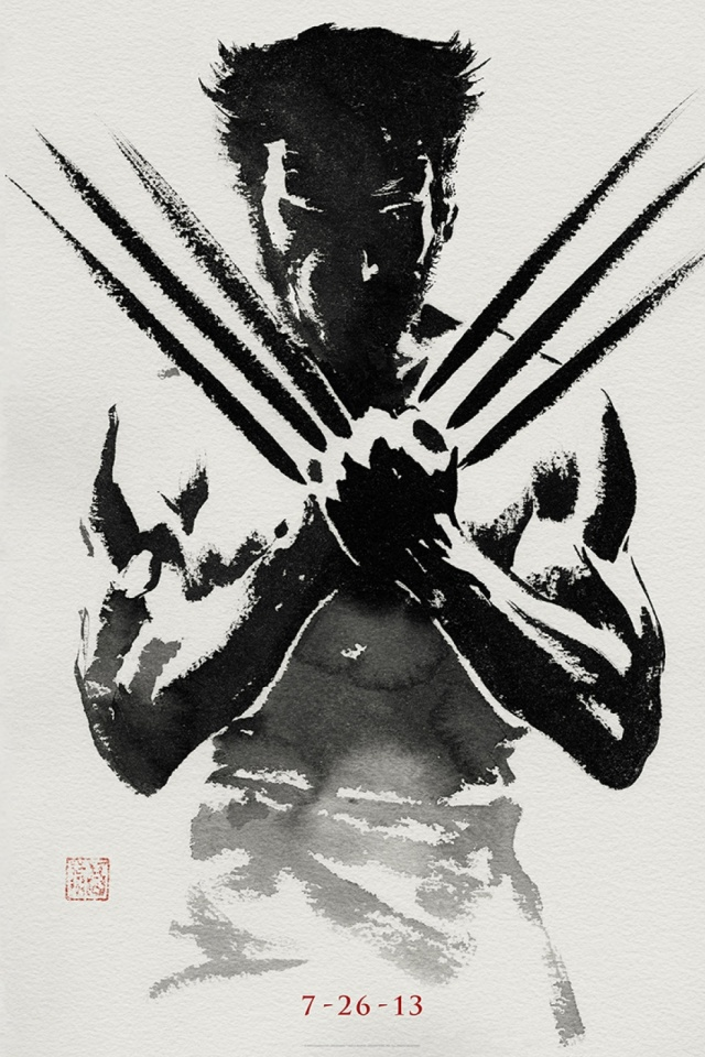 The Wolverine Mobile Wallpaper Mobiles Wall