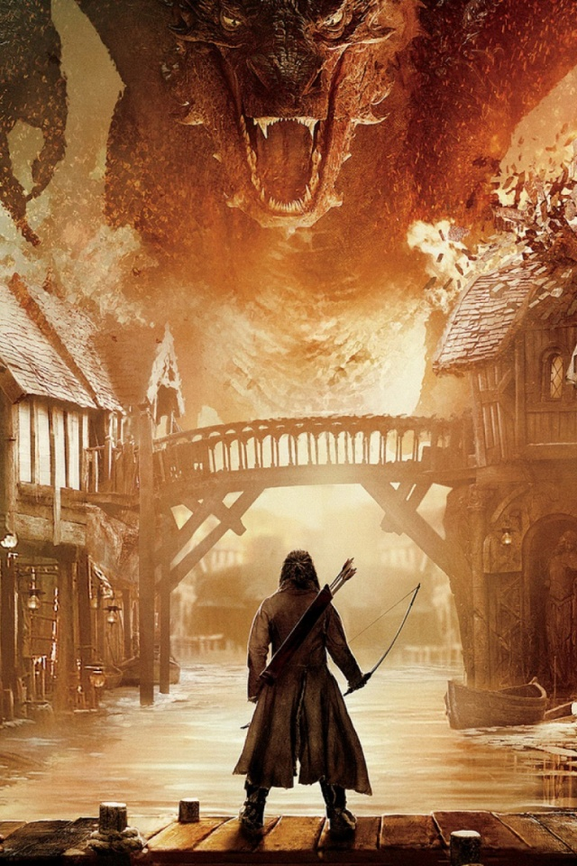 The Hobbit The Battle Of The Five Armies Mobile Wallpaper Mobiles Wall