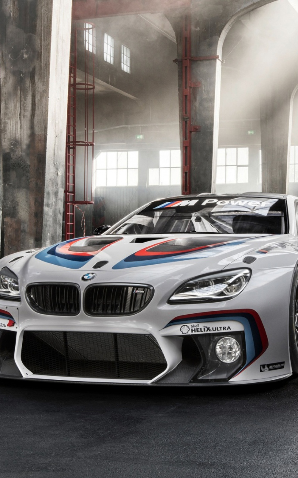 Bmw M6 Gt3 F13 Sport Mobile Wallpaper Mobiles Wall