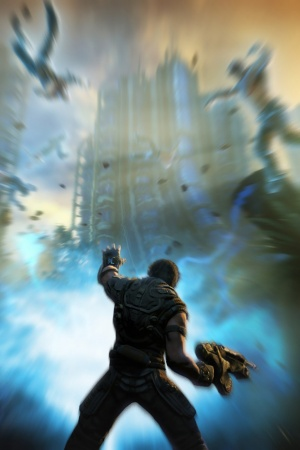 Bulletstorm Mobile Wallpaper